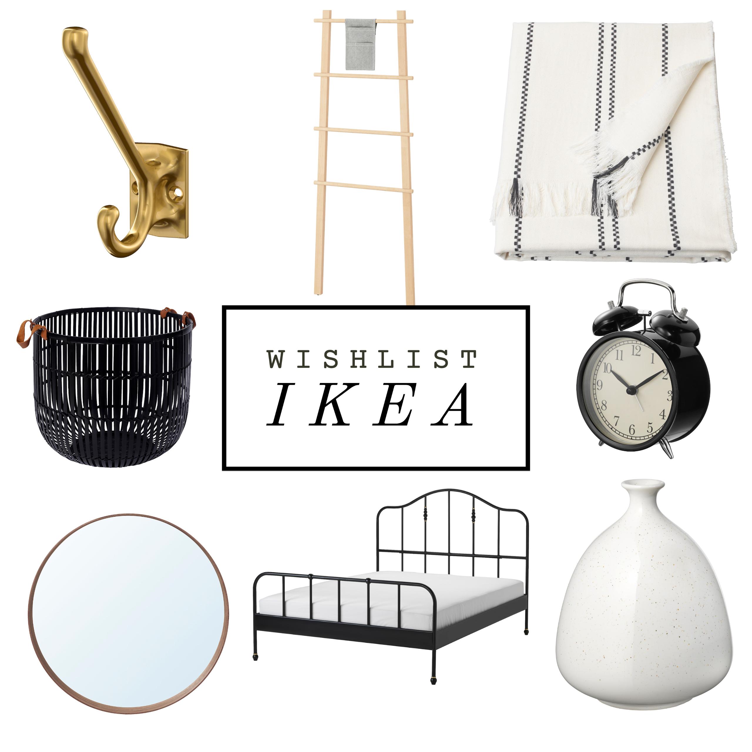 Ma wishlist Ikea