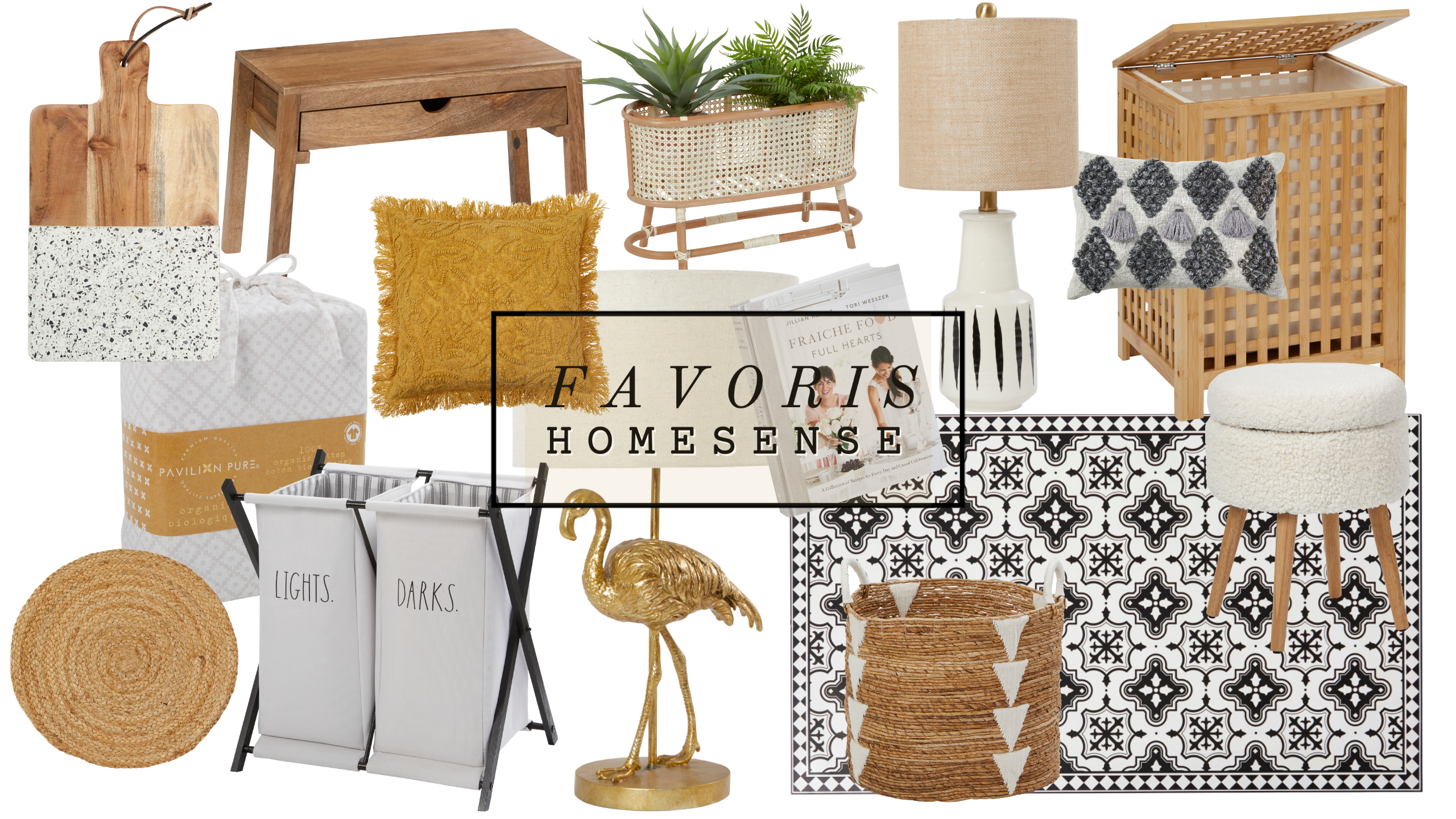 Wishlist Printemps​ Homesense.