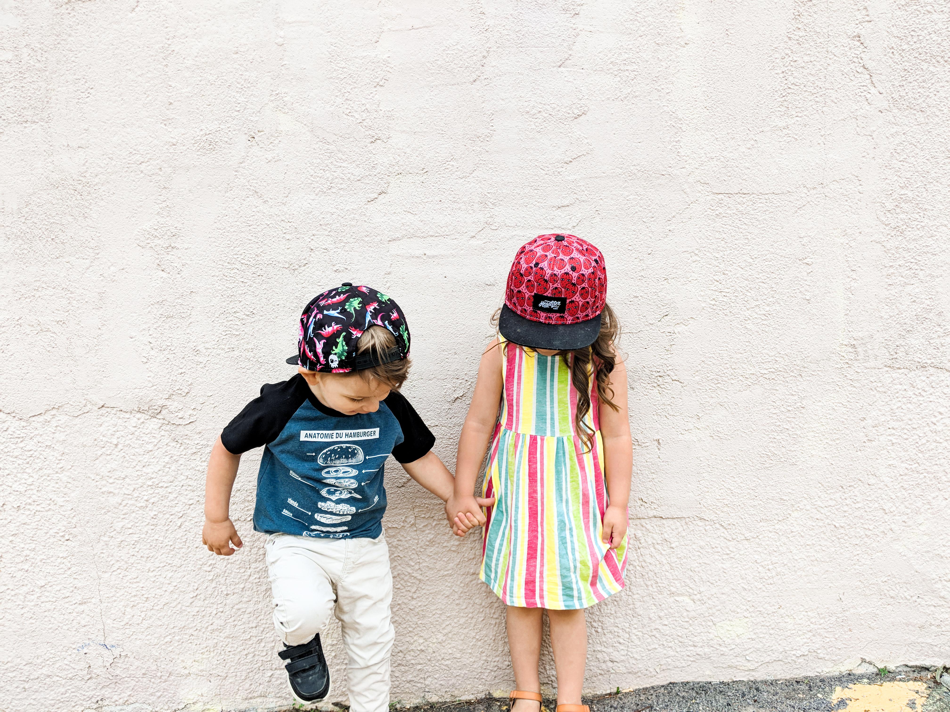La nouvelle collection Headster kids